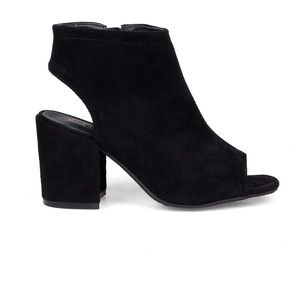 Shoes - Black Booties| MAKE A OFFER